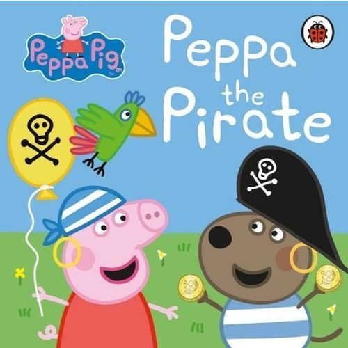 Peppa Pig: Peppa the Pirate (9780241371688)