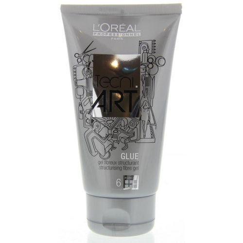 L´Oréal Professionnel Tecni.Art Glue żel do włosów 150 ml dla kobiet, L65-E0938000