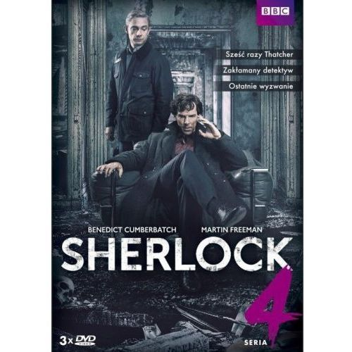 Sherlock seria 4 3DVD - Best Film