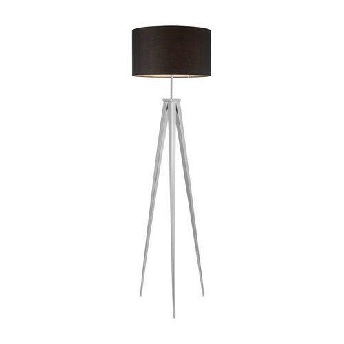 Azzardo sintra bp-1658-bk lampa podłogowa 1x60w e27 czarna (5901238424109)