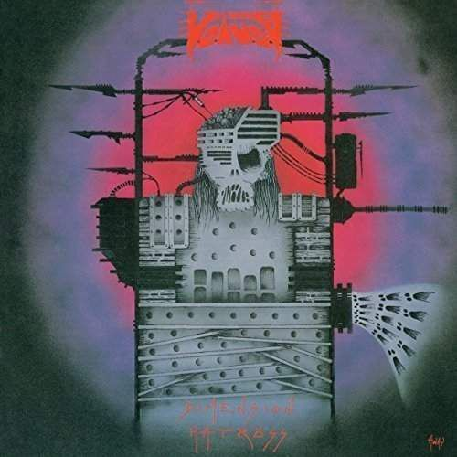 Voivod - DIMENSION HATROSS (2CD+DVD) - DELUXE EXPANDED EDITION, 4050538214581