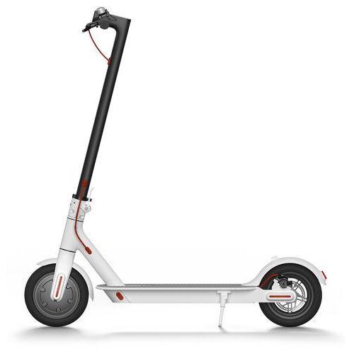 Xiaomi MiJia Electric Scooter Hulajnoga Elektryczna biała, Mijiaskuter_bialy