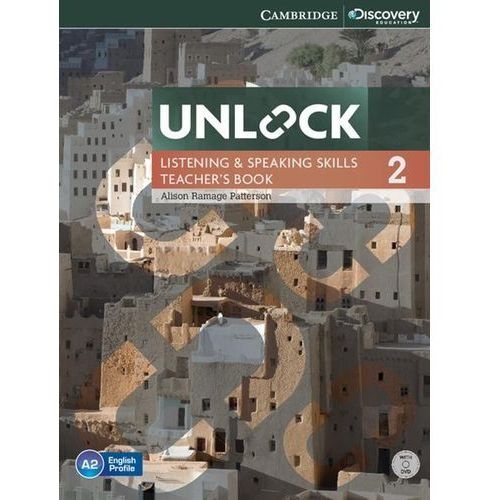 Unlock Level 2 Listening and Speaking Skills Teacher's Book (144 str.)