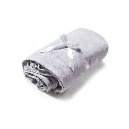 Prześcieradło Juicy Details - Soft Grey 120 x 60cm P-SG-S ze sklepu tublu.pl