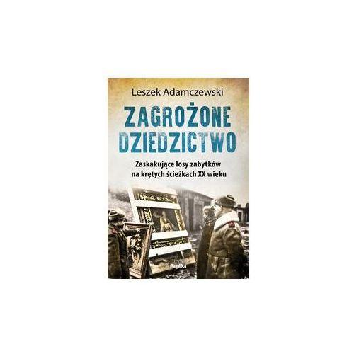Zagrożone dziedzictwo. Zaskakujące losy zabytków.., Leszek Adamczewski