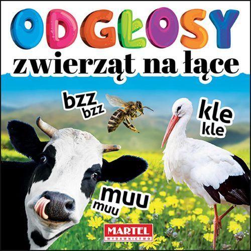 Odgłosy zwierząt na łące (9788366330009)