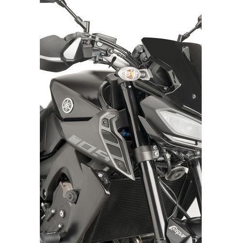 Uchwyty PUIG do kierunkowskazów przednich w Yamaha (FZ6, FZ1, R6, R1)