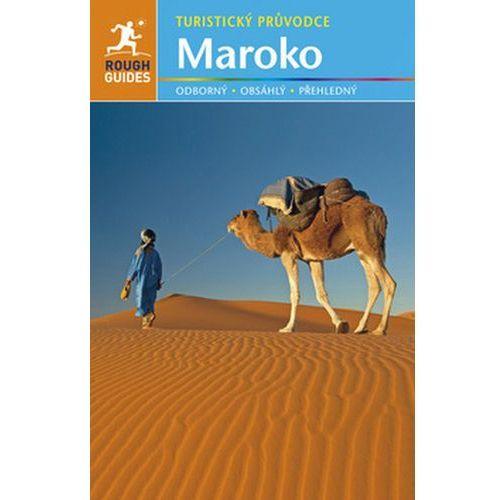 Maroko - turistický průvodce Eva Doležalová (9788074625664)