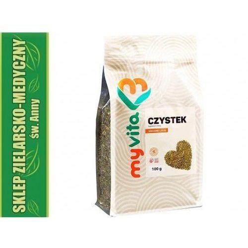Czystek - krojony liść 100 g marki Myvita