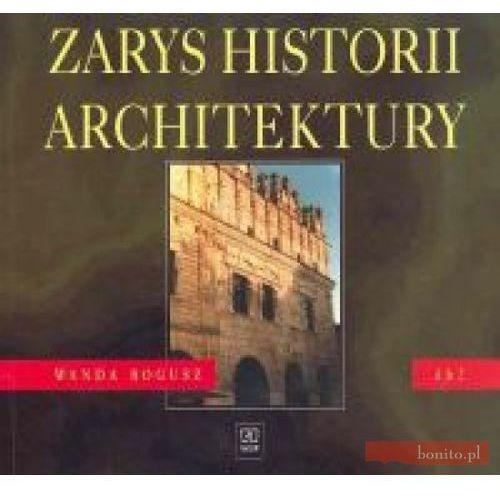 Zarys historii architektury. Dokumentacja budowlana. Wydanie 2, WSiP