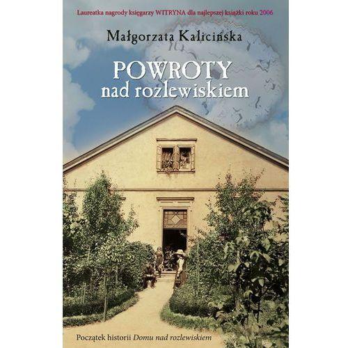POWROTY NAD ROZLEWISKIEM - wyprzedaż (9788375061192)