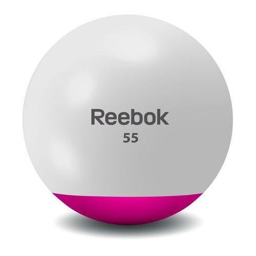 Piłka gimnastyczna 55 cm 40015MG / Gwarancja 24m, produkt marki Reebok