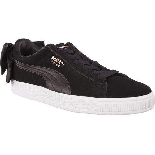 Suede Bow Wn s Puma Black-Puma Black 36731704