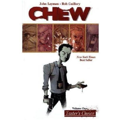 John Layman - Chew (9781607061595)