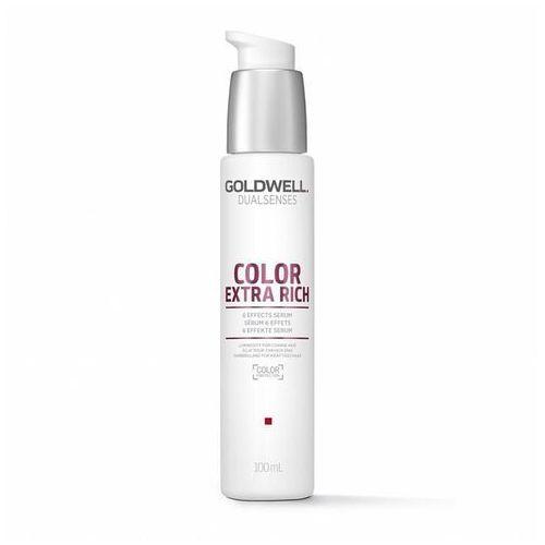 Goldwell Color Extra Rich 6 Effects serum do włosów koloryzowanych, grubych i opornych 100ml (4021609061137)