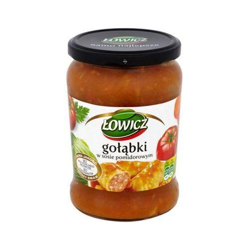 580g gołąbki w sosie pomidorowym marki Łowicz