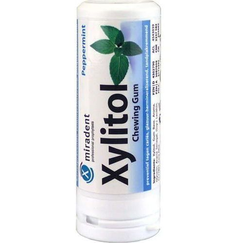 Xylitol guma do żucia peppermint (mięta pieprzowa) x 30 sztuk