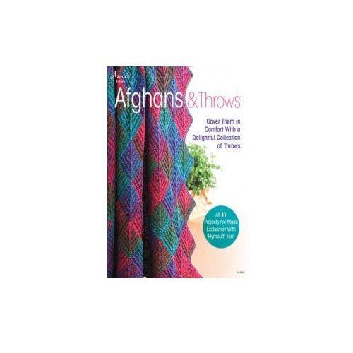 Afghans & Throws (9781573673754)