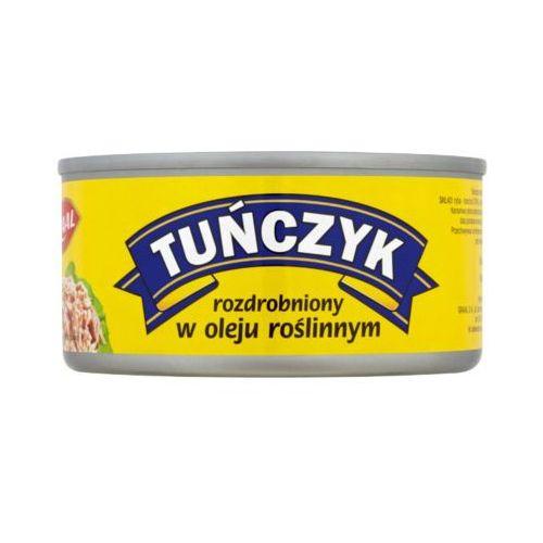 Graal 185g tuńczyk rozdrobniony w oleju roślinnym