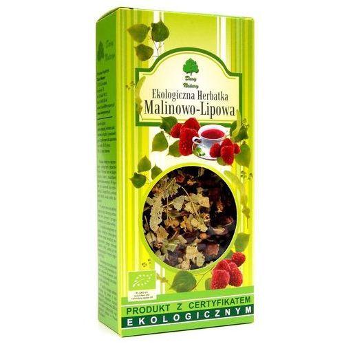Dary natury Herbata lipowo-malinowa bio 80g