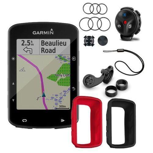 Garmin Edge 520 plus zestaw do kolarstwa górskiego
