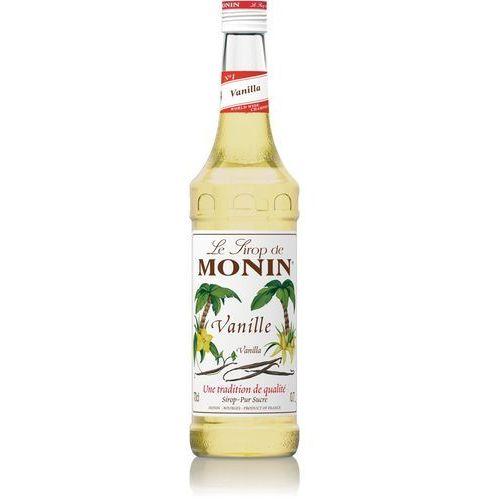 Syrop waniliowy   0,7l marki Monin