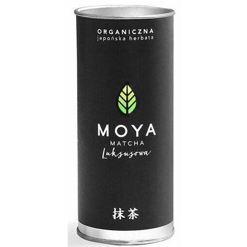 Organiczna japońska zielona herbata matcha luksusowa 30g - moya matcha marki 072moya matcha