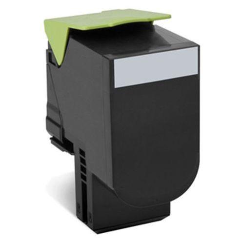 Toner zamiennik DT802ABL do Lexmark CX310 CX310dn CX310n CX410 CX410de CX410e CX410dte CX510 CX510de CX510dhe CX510dthe, pasuje zamiast Lexmark 80C20K0 802K Black, 1000 stron