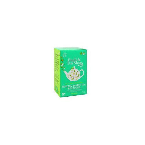 ETS Sencha White Tea & Matcha 20 saszetek