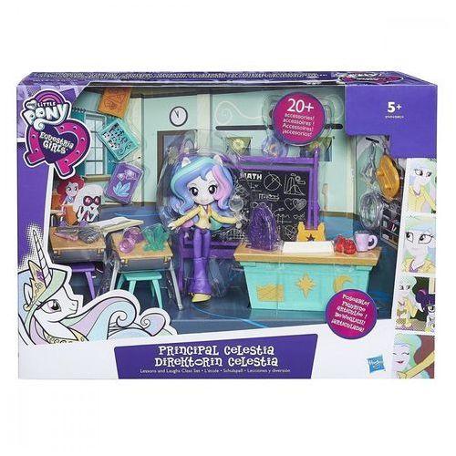 Hasbro My little pony equestria girls mini lekcja z celstią
