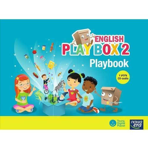 Polish Coalition cz.2 Podrecznik. English Play Box z płytą CD. Język angielski - Adlard R. (80 str.)