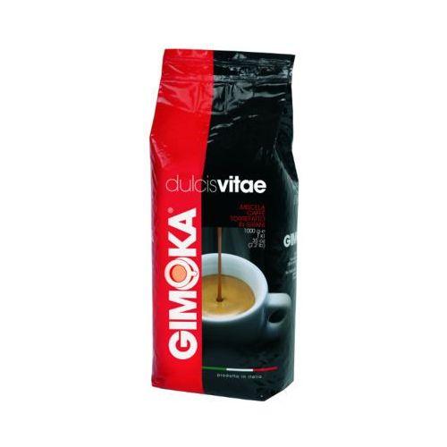 Gimoka 1kg dulcis vitae kawa ziarnista