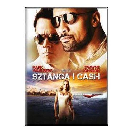 Imperial entertainment Sztanga i cash (pain & gain) (dvd)