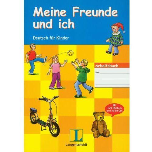 Meine Freunde und Ich Arbeitsbuch (+ CD). Deutsch fur Kinder, Lektorklett