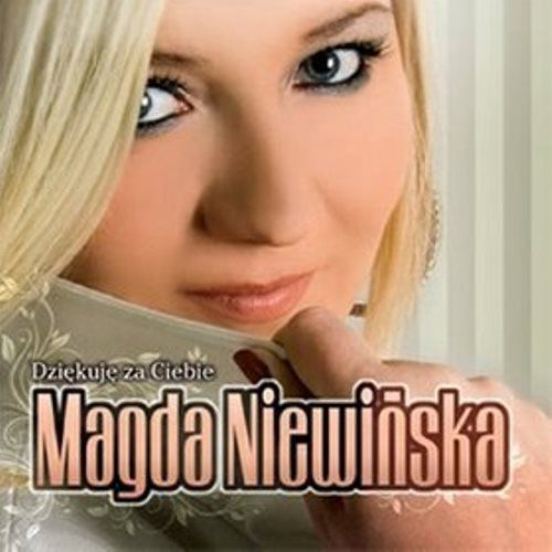 Magda Niewińska - Dziękuję Za Ciebie [CD]