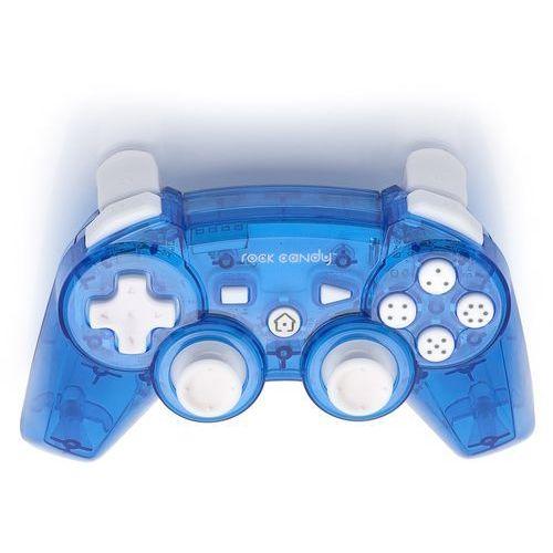Pdp Kontroler rock candy niebieski (ps3) + darmowy transport!
