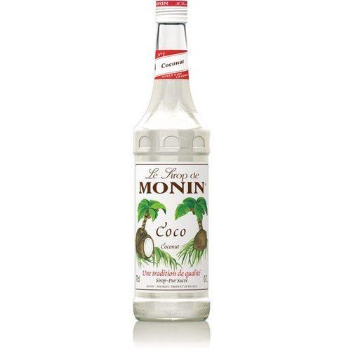 Syrop ORZECH KOKOSOWY Coconut Monin 700ml