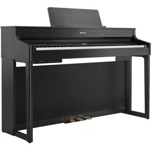 Roland HP 702 CH pianino cyfrowe kolor czarny