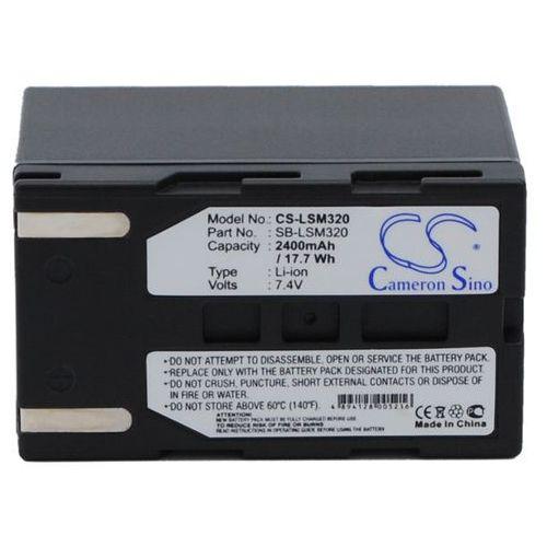 Samsung sb-lsm320 2400mah 17.76wh li-ion 7,4v () od producenta Cameron sino