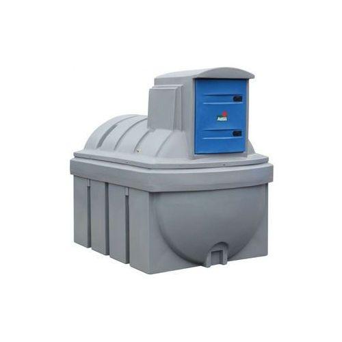 Pojemnik na olej napędowy 2500l FuelMaster Light, KSBFMA2500GY_DF
