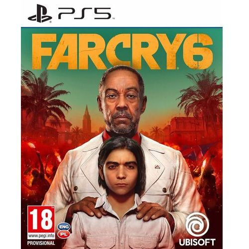 Ubisoft Far cry 6 pl (ps5)