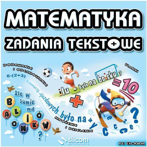 Didakta - Matematyka - zadania tekstowe - 40 PC