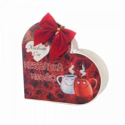 Herbata Milości w kształcie serce, DIL-P-HERB-SERCE-