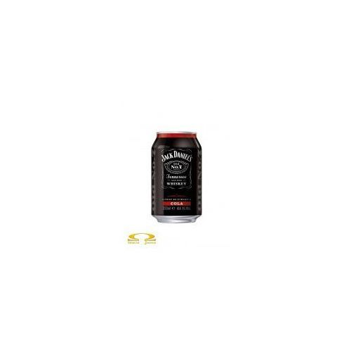 Jack Daniel's Cola 0,33l 6%