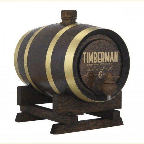 Whisky Timberman 6Y0 40% 1l beczka, DBC9-57867