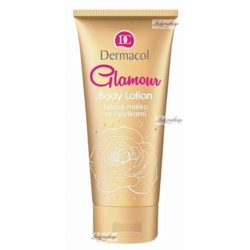 glamour body mleczko do ciała z brokatem 200 ml marki Dermacol
