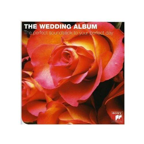 The wedding album - różni wykonawcy (płyta cd) marki Sony music entertainment
