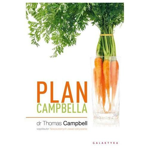 Plan Campbella - ATRAKCYJNE PROMOCJE! - Bezpłatny ODBIÓR OSOBISTY BIAŁYSTOK (316 str.)