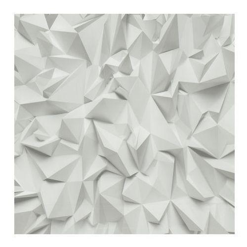 Tapeta winylowa na flizelinie białe origami 10 mb marki Polami