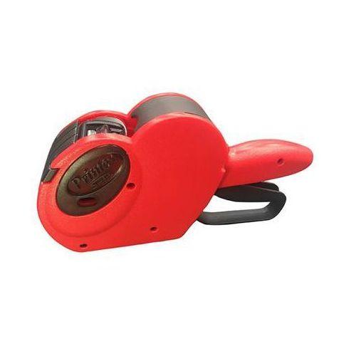 Metkownica PRINTEX Smart, dwurzędowa, 16 znaków, czerwona